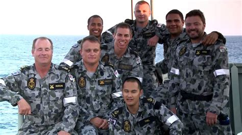 Boatswain Australian Navy by Message From Boatswains Mates In Hmas Melbourne