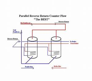 Hot Water Tank  Reverse Return  U2014 Heating Help  The Wall