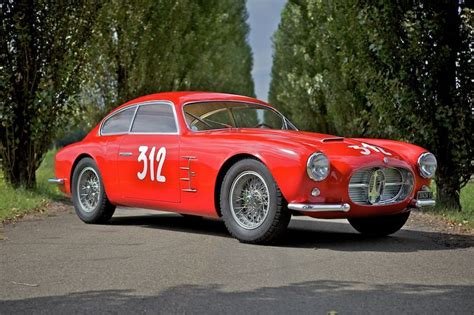 maserati a6gcs zagato automobiles of london 2010 auction preview rm auctions