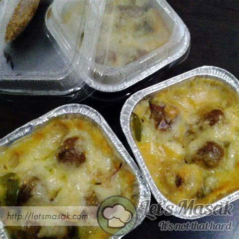 Resepi Meatball Cheese Masala Recipe