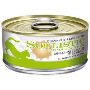 soulistic cat food soulistic pate shreds dinner canned cat food