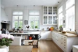 Moderne Landhausküche Weiß : moderne k che dekoration wei e landhausk che ideen top ~ Markanthonyermac.com Haus und Dekorationen