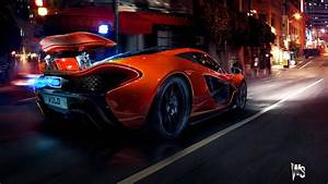 McLaren P1 Wallpapers | HD Wallpapers | ID #12130