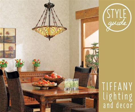 Style Guide Tiffany Lighting And Decor  Ideas & Advice