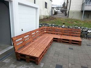 Lounge Aus Paletten BauenEuropaletten Mbel Garten