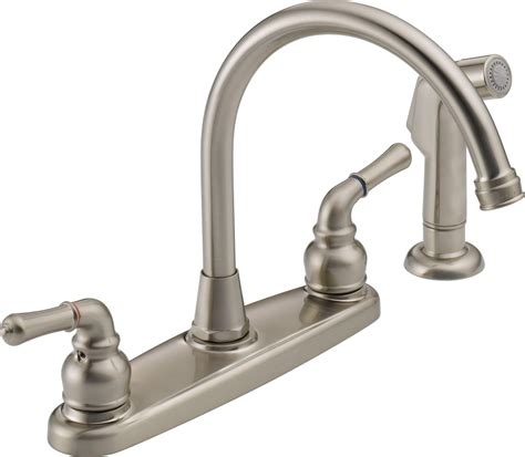 2 Handle Kitchen Faucet by Top 5 Best Kitchen Faucets Reviews Top 5 Best