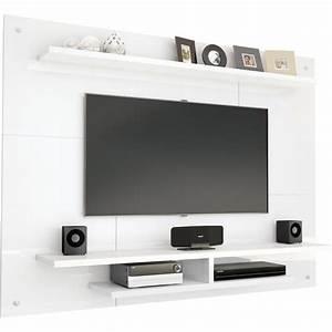 Painel para TV em MDF e MDP - Caemmun Home Invertis - Novo