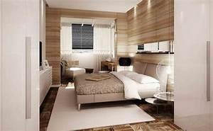 Schlafzimmer Ideen Weiß : schlafzimmer platzsparend einrichten ~ Michelbontemps.com Haus und Dekorationen