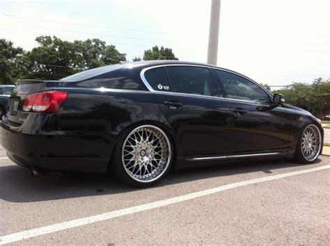 custom 2006 lexus lexus gs 300 custom wheels vip modular vx110 20x9 5 et