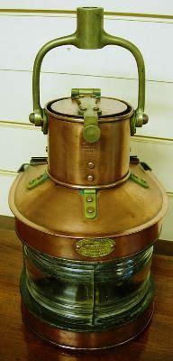 how to clean antique brass ls nautical vintage brass l lantern ankerlicht dhr den