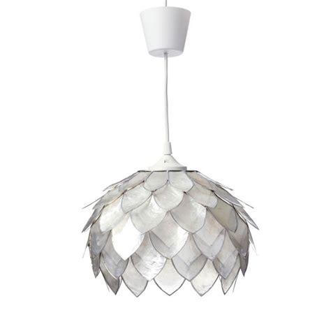 Lámpara de techo vintage en blanco para salón Dcasa es