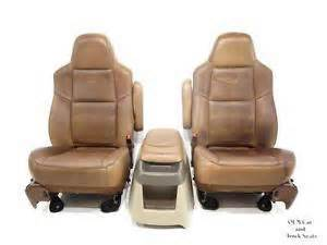 2007 mustang seats replacement ford duty f250 f350 oem king ranch front