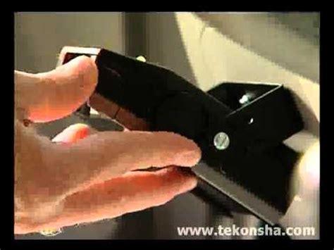 tekonsha voyager brake control youtube