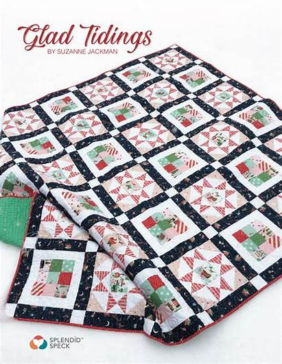 Quilt Pdf Pattern Tidings Glad Patterns Sewing