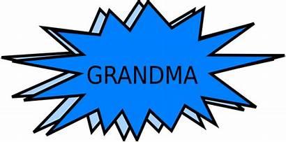 Clip Proud Grandmother Grandma Auntie Parents Cliparts