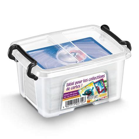 boite rangement bureau cep strata boite de rangement plastique 0 4 litres