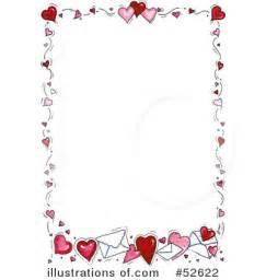 Valentine's Day Clip Art Borders