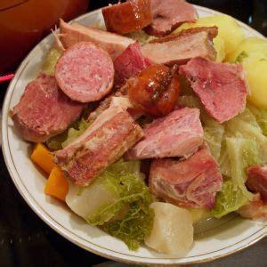 cuisine franc comtoise interfrance recette de la potée comtoise cuisine franc comtoise cuisine regionale