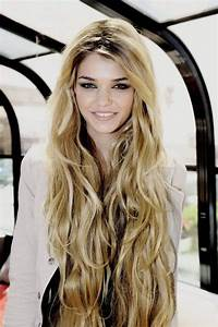 Haare Blondieren Natürlich : luisa hartema lange haare blondieren haare pinterest haare blondieren blondieren und ~ Frokenaadalensverden.com Haus und Dekorationen