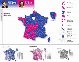 France. Presidential Election 2007Electoral Geography .com ...