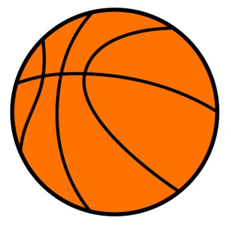 free clipart basketball basketball clipart black and white clipart panda