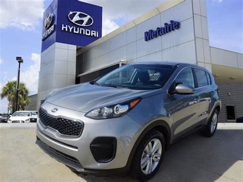 Kia Metairie by Used Kia Sportage For Sale In Louisiana Carsforsale 174