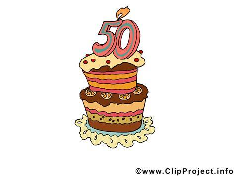 gateau anniversaire 50 ans g 226 teau 50 ans dessin gratuit anniversaire image cartes