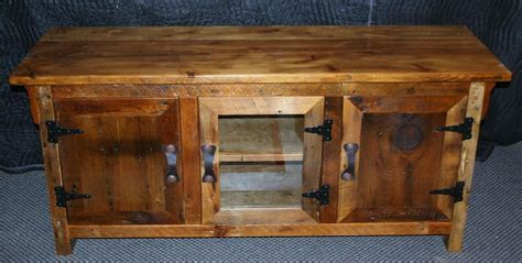 Antique Barnwood Buffet ? Barn Wood Furniture   Rustic