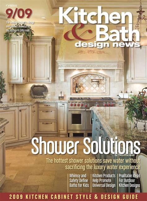 Free  Kitchen & Bath Design News Magazine  The Green Head