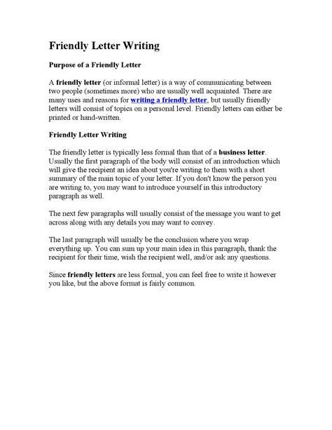 friendly letter writing  shane thomas issuu