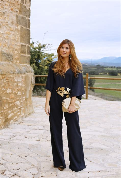 BLOG DE MODA Y LIFESTYLE BLUE JUMPSUIT