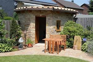 Gartenhäuser Aus Stein : la cava gartengestaltung mediterraner anlagen und natursteine k ln ~ Markanthonyermac.com Haus und Dekorationen