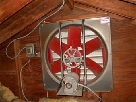 this old house attic fan a vent