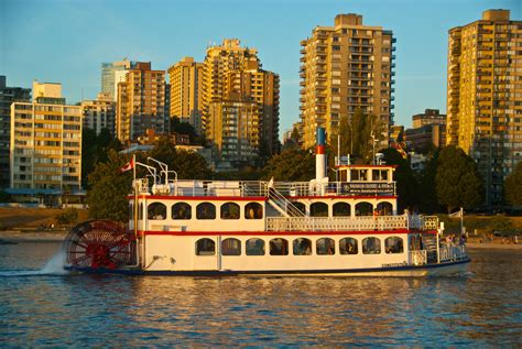 Vancouver Boat Tours by Best Vancouver Boat Tours Sightseeing Cruises