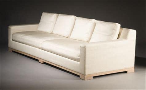 canapé christian liaigre canape confortable a quatre places par christian liaigre