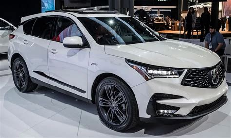 When Do 2020 Acura Come Out by 2020 Acura Rdx A Spec Exterior Acura2020