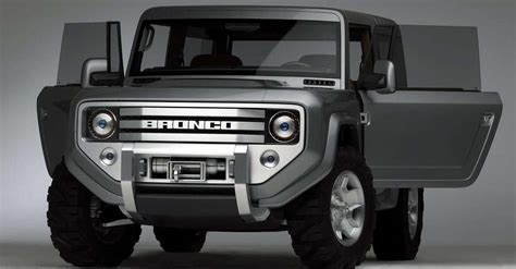 isnt   ford bronco