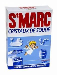 Lessive Saint Marc Cristaux De Soude : cristaux de soude st marc produits d 39 entretien canalisations ~ Dailycaller-alerts.com Idées de Décoration