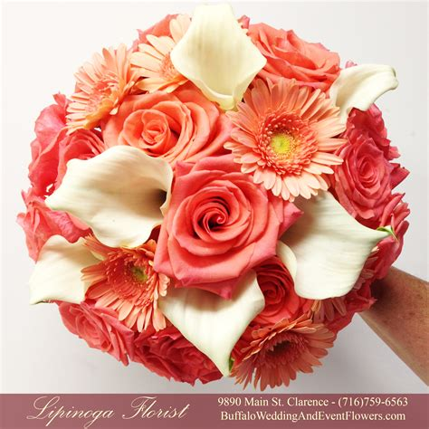 Bridal Bouquets Buffalo Wedding And Event Flowers By