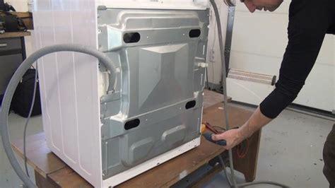waschmaschine keilriemen wechseln anleitung  diybookat