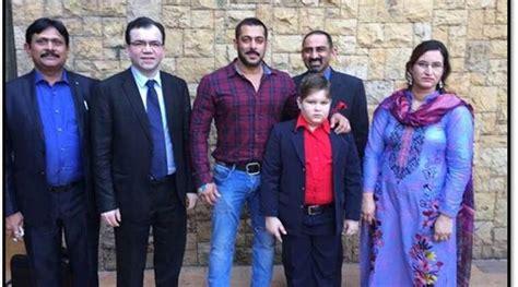 Salman Khan meets fan from Pakistan | Entertainment News ...