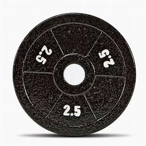 2 5lb Eco Standard Grip Plate