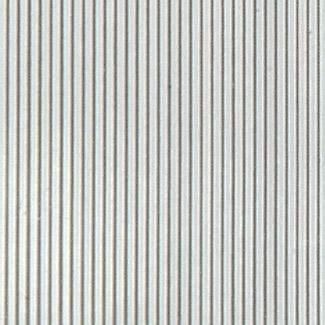 Corrugated Aluminum Sheet, .030 Inch Spacing   Hobby Metal