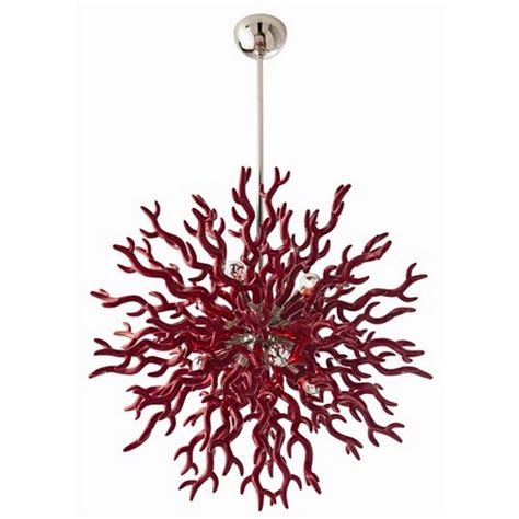 Coral Chandelier by Coral Majority Inside The Designers Studio