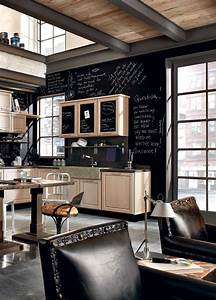 Interieur Style Industriel : lindustriel au coeur de la maison deco int rieur campagne indus chic pinterest style ~ Melissatoandfro.com Idées de Décoration