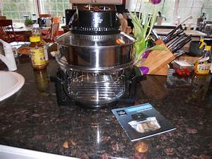 The Sharper Image 8217 Super Wave Oven Halogen  Infrared