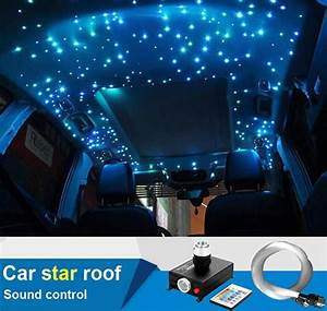 Car Star Roof Light Rolls