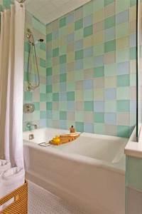Welche Farbe Fürs Bad Geeignet : kleines bad ideen 57 wundersch ne vorschl ge ~ Watch28wear.com Haus und Dekorationen
