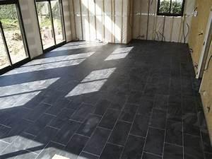 Nettoyer Carrelage Noir : du carrelage et de l 39 eau maison en bois au bois hulin ~ Premium-room.com Idées de Décoration