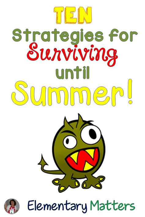 82 best images about june on summer school student and task cards